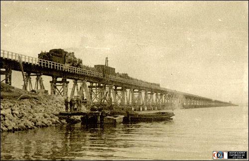 Керченский мост, 1944 год