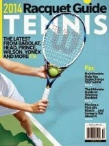Sign up for a free Tennis magazine subscription.