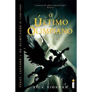 Percy Jackson e O ultimo Olimpiano