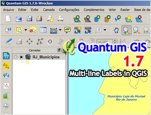 Drawing Lines In Quantum Gis : Processamento digital quantum gis trabalhando com