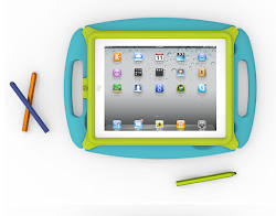 MyKidPad in Seafoam Blue