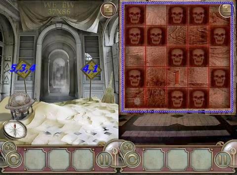 Escape the Mansion Level 66 67 68 69 70 Solution