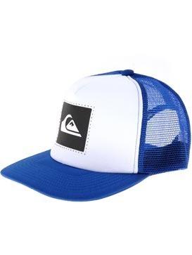 Gorra QuickSilver logo azul quick skate surf