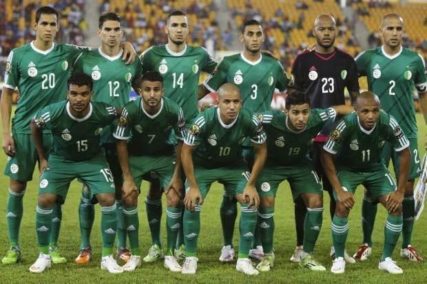 تصنيف الفيفا لشهر فيفري 2015 الجزائر تحافظ على مركزها