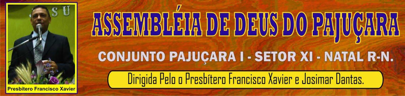 ASSEMBLÉIA DE DEUS DE PAJUÇARA I