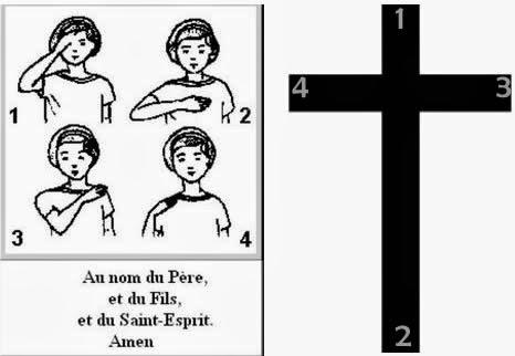 Se faire tatouer une croix chrétienne est une offense a Dieu
