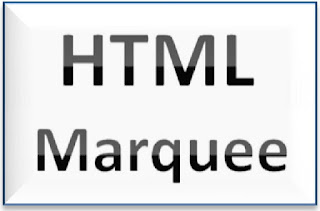 Marquee Running Text HTML
