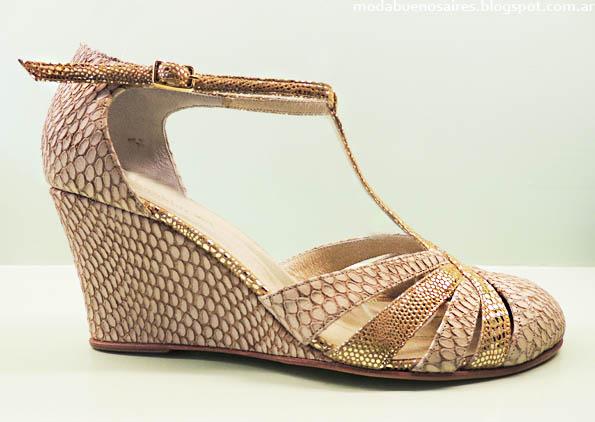 Zapatos invierno 2013 Gretaflora coleccion