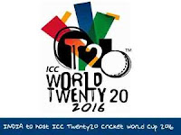 T 20 World Cup TimeTable
