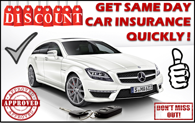 Get Same Day Auto Insurance With Zero Deposit