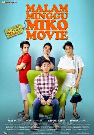 film lucu indonesia, sinopsis malam minggu miko, download malam minggu miko,