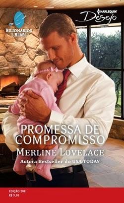 Promessa de compromisso - Merline Lovelace