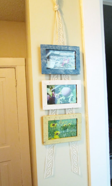 DIY Frames, Mod Podge, Easy Crafting, kids craft, cover frames, paper frame