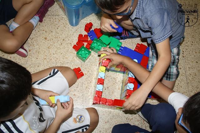 construcciones lego niños