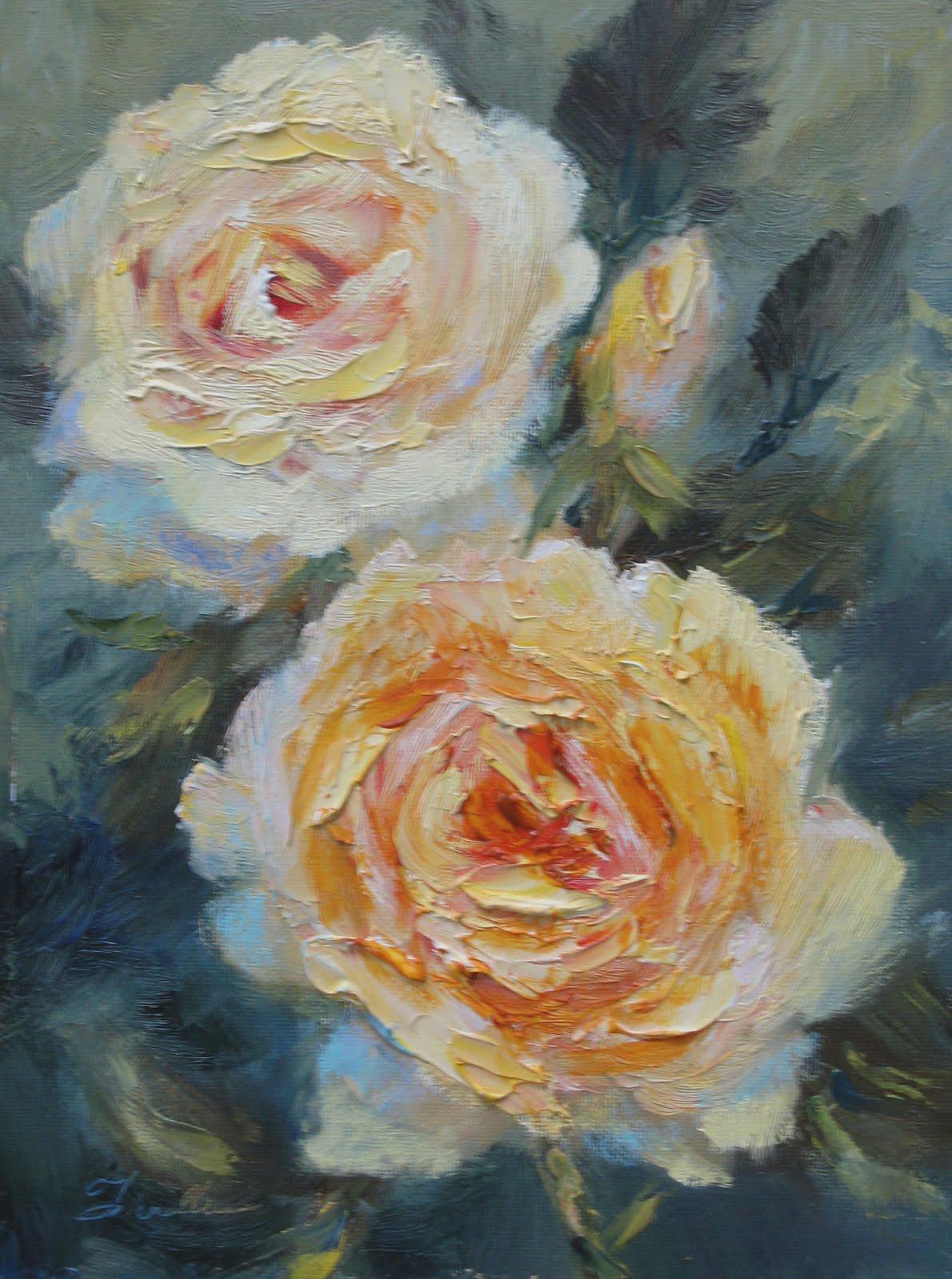 Pat Fiorello Art Elevates Life Flowers Design And