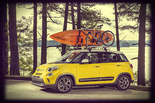 The FIAT 500L Trekking edition has arrived at Bertera Fiat of Massachusetts!