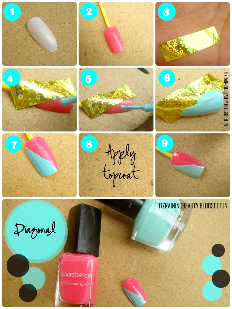 The Appealing Nail art designs for short nails step by step Digital Photography