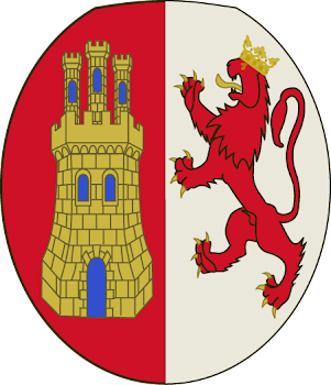 escudo español siglo XVIII