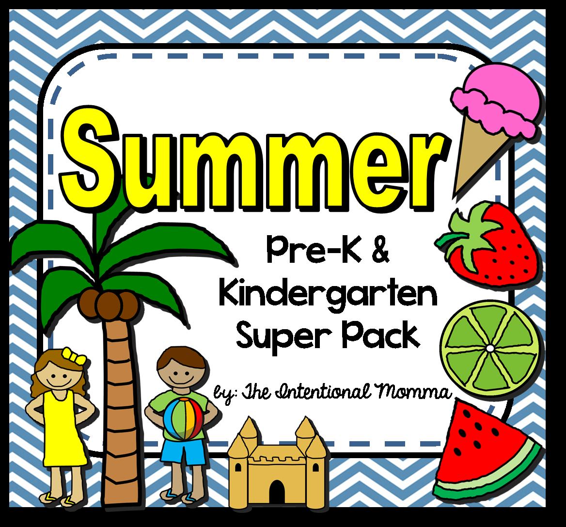 pre kindergarten and kindergarten essay