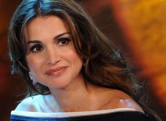 Jom Kenali Isteri Raja Jordan