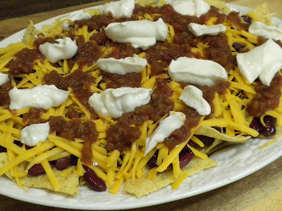 Nachos with Greek Yogurt