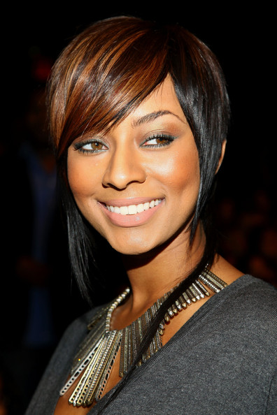 The Captivating Black Celebrity Short Hairstyles Images