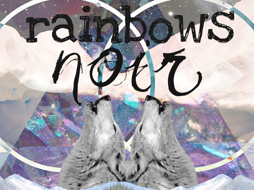 Rainbows Noir