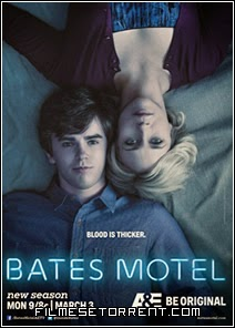 Bates Motel 3 Temporada Torrent HDTV