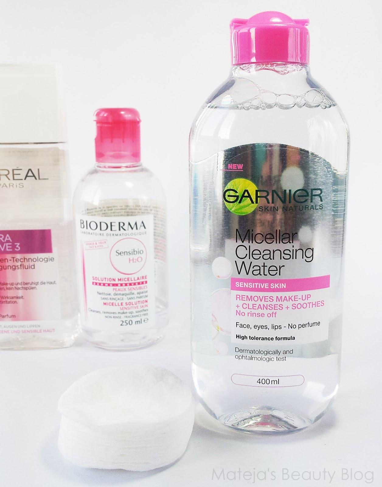 Garnier Micellar Cleansing Water Matejas Beauty Blog Bloglovin Holiday Series Hawaii Breeze 200ml