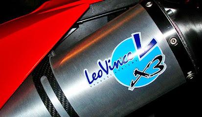 Knalpot Motor Racing LeoVince | Info Harga Pasaran Terbaru 2015