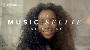 "Lincoln Introduces ""The Music Selfie Experiment"""