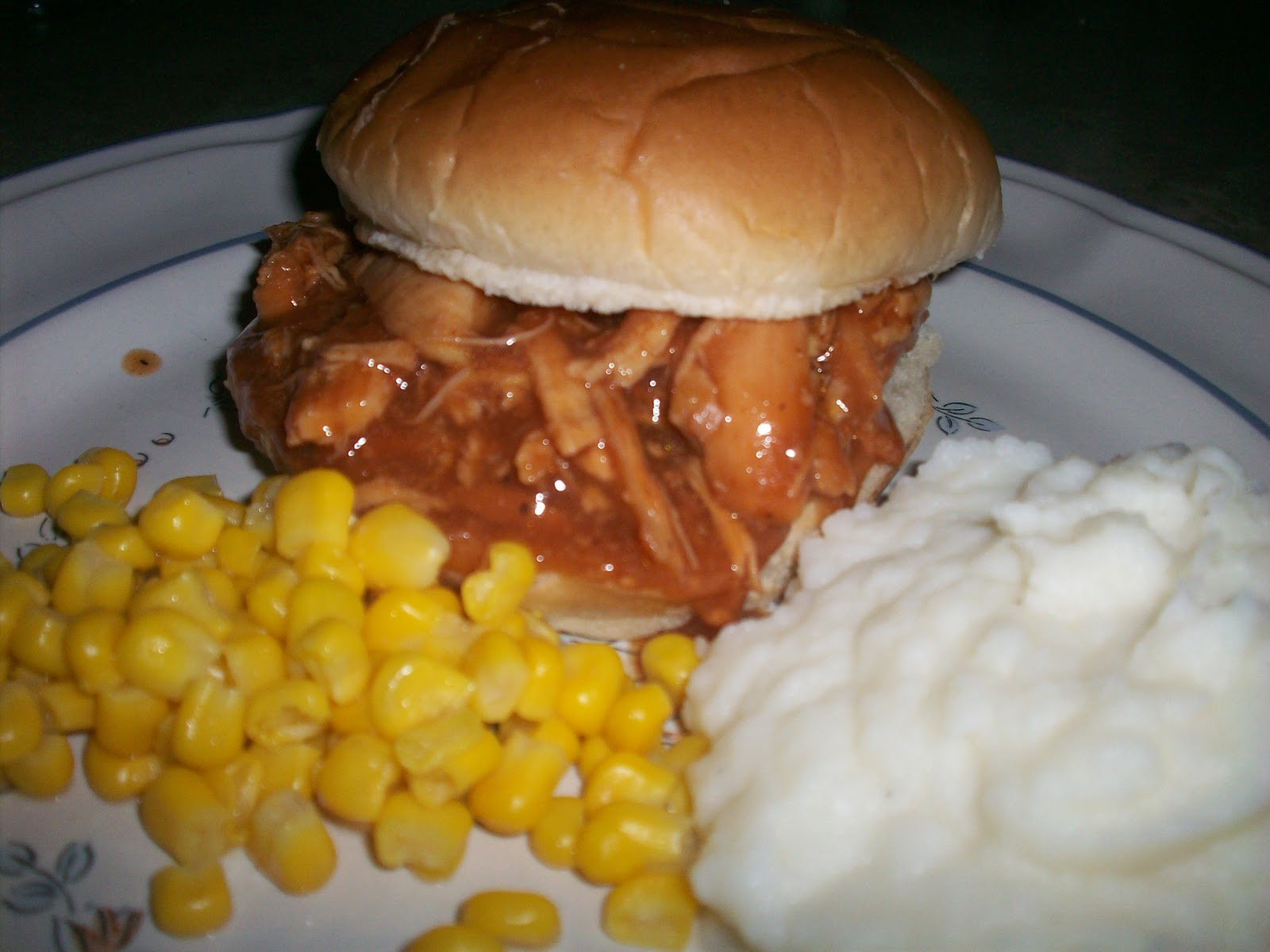 Honey barbecued chicken for sandwiches crock pot recipe exchange