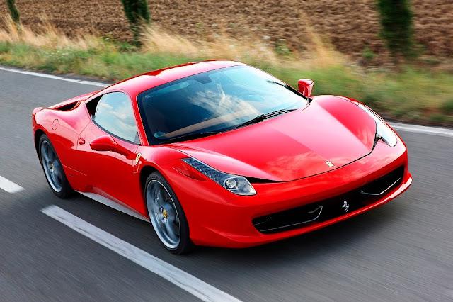 Foto Mobil Keren Ferrari 2013