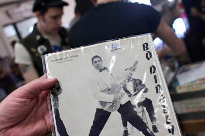 Collectors trade music, memories at annual Record Bonanza