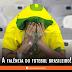 A falência do futebol brasileiro.