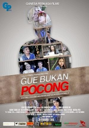 Sinopsis Gue Bukan Pocong 2015 Bioskop