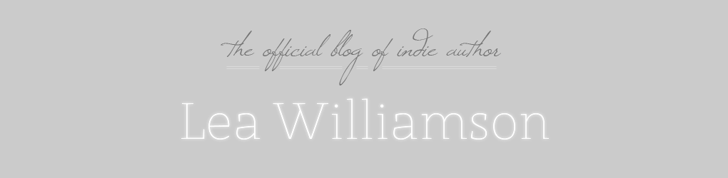Lea Williamson | Dystopian YA Indie Author | UK
