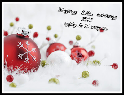 Magiczny SAL zimowy 2013