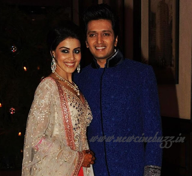 Actress Genelia Amp Riteish MarriageWedding Photo Gallery