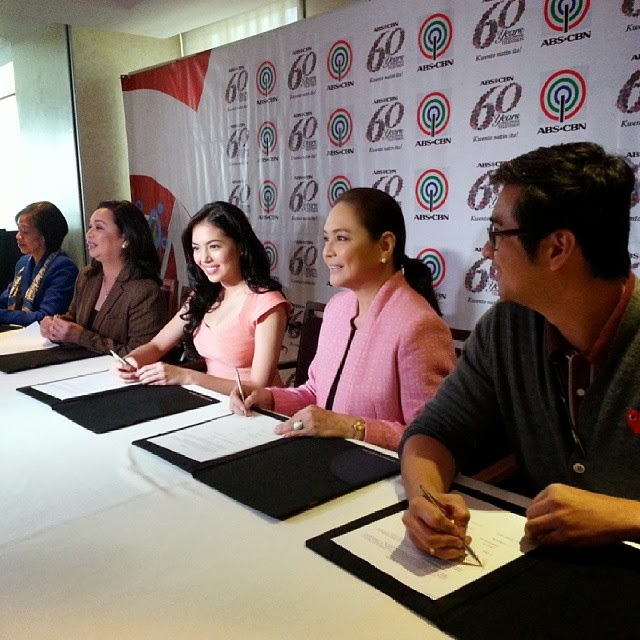 Julia Montes renews contract with ABS-CBN