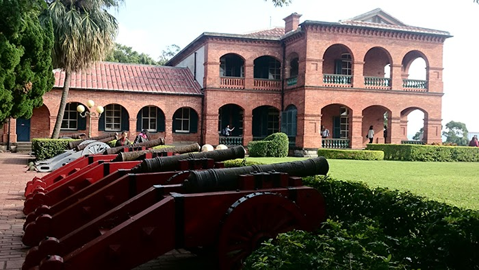 fort san domingo taiwan tamsui