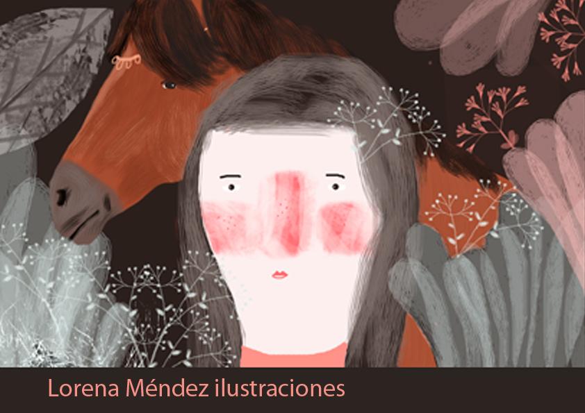 lorena méndez ilustraciones