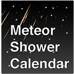 Meteor Shower Calendar - Google Play
