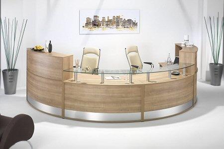 Muebles de oficina accesorios de oficina mueble for Mobiliario de oficina recepcion