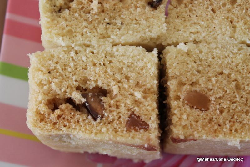 Microwave Vanilla Sponge Cake Recipe