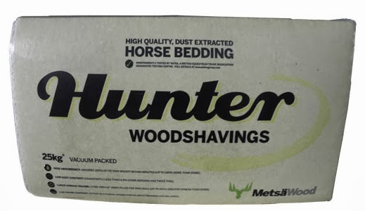 Hunter Woodshavings Bedding for Poultry