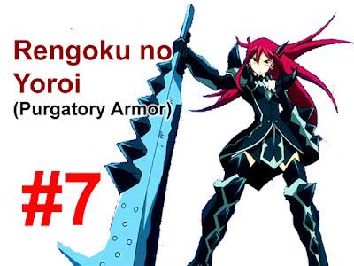 Purgatory Armor Erza Scarlet