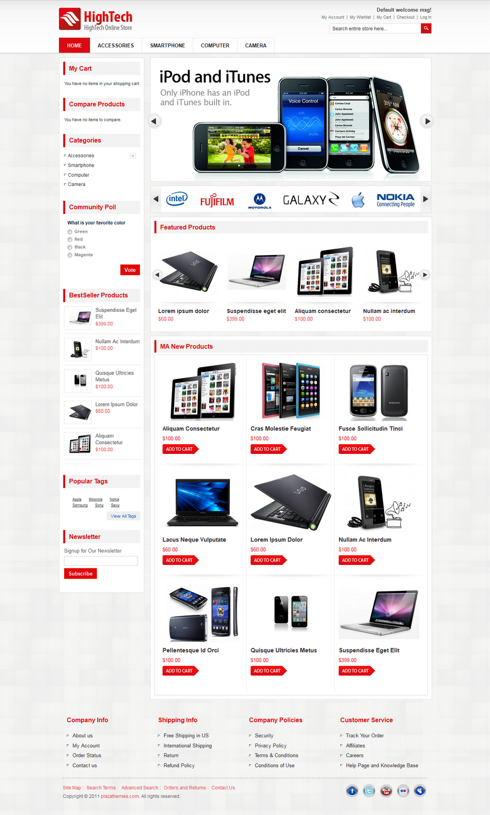 HighTech-Magento-Ecommerce-Theme