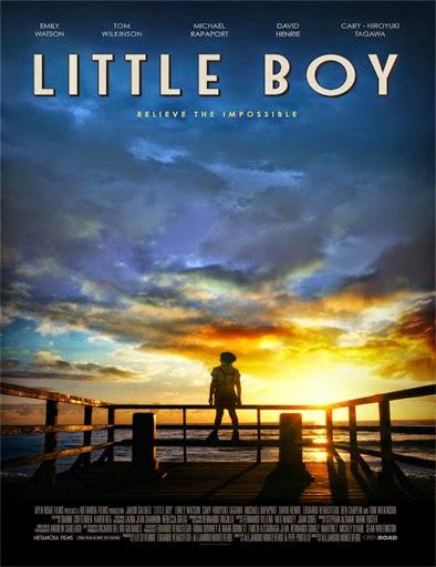 Ver El gran pequeño (Little Boy) (2015) Online