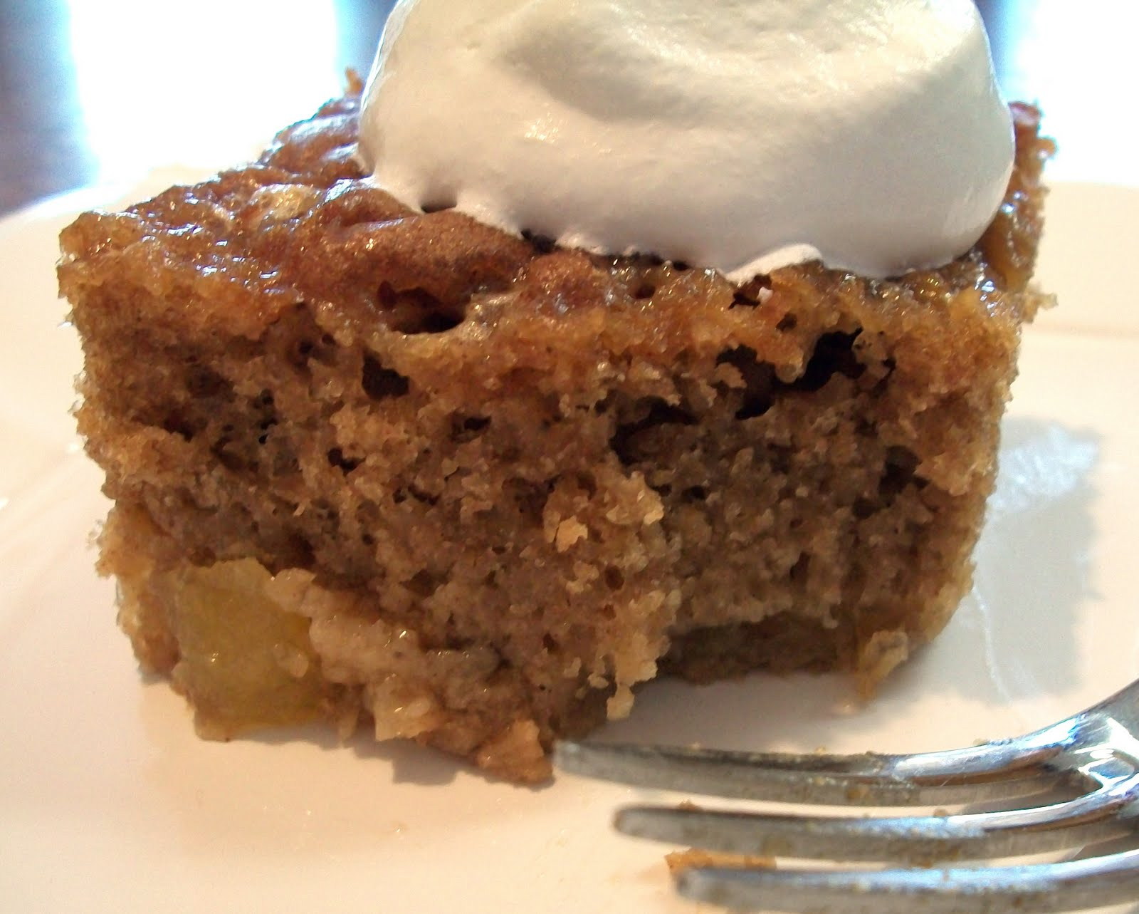 Apple Cake With Canned Apple Pie Filling